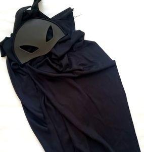 Batman hooded cape costume